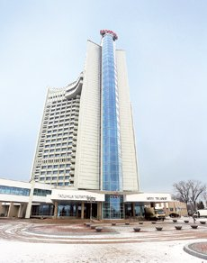 Смотровая площадка на крыше, гобелены, мозаика и номера для постояльцев с животными – чем удивит обновленная гостиница «Беларусь»?