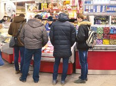 Чем накормят туристов на железнодорожном вокзале Минска?