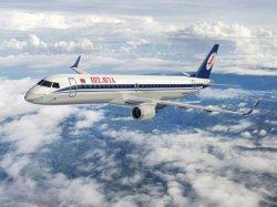 В «Белавиа» появится два новых Embraer-195