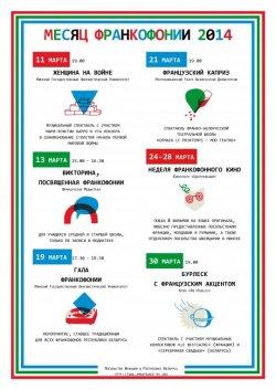 Дни Франкофонии в Республике Беларусь