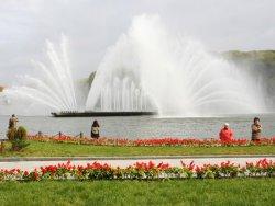 Сезон фонтанов откроется в Минске 25 апреля
