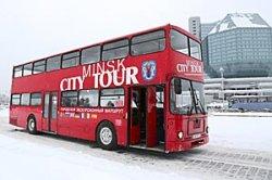 Второй двухэтажный туристический автобус появится в Минске
