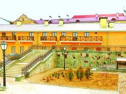 Гостиничный комплекс в Верхнем городе начнет работать в тестовом режиме в апреле