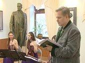Посол Литвы в Беларуси сменил фрак на кафтан и читал в Минске собственные стихи и переводы!