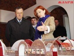 Новый музей откроют в юго-восточной казарме Брестской крепости к 22 июня (+ фото)
