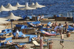 Россияне стали меньше отдыхать в Египте. Это признали власти страны