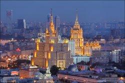 В Москве – самые дорогие гостиницы в мире