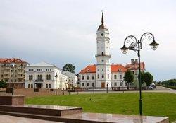 В Могилеве на башне городской ратуши в полдень будет появляться трубач