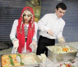 Водар шафрану, або Чаму іранскі пасол сам гатуе ў суботу і нядзелю?