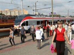 Дополнительные кассы для продажи билетов иностранцам выделены на ж/д вокзалах в Минске и Бресте