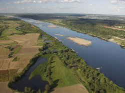 Идею восстановления водного пути от Днепра до Вислы будут продвигать на международном и национальном уровнях
