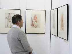 В Национальном историческом музее демонстрируются этнографические шедевры белорусских  художников