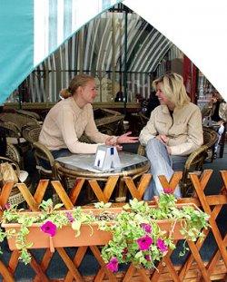 Сезонные кафе более чем на 20 тыс. мест будут работать в Минске во время ЧМ–2014