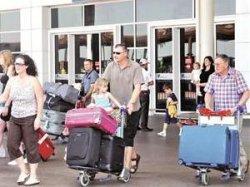 Число иностранных посетителей в Турции в 2013 году увеличилось на 10 %