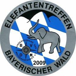 Байкеры из Могилева представили Беларусь на ежегодном мотослете Elefantentreffen в Германии
