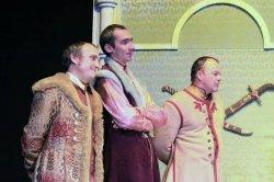 Драматический театр в Слониме открылся после реконструкции