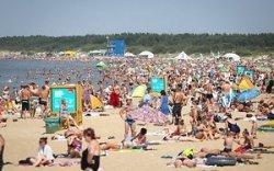 В Литве нашли, кем заменить российских туристов в Паланге