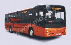 МАЗ выпустил новый автобус к чемпионату мира по хоккею-2014