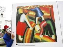 На площади Я. Коласа представят творчество современных белорусских художников