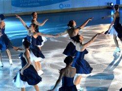 Начался чемпионат мира по cинхронному катанию на коньках