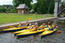 Как в Гродненской области развивается активный и познавательный туризм
