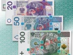 Нацбанк Польши в апреле вводит в обращение новые банкноты номиналом 10, 20, 50 и 100 злотых
