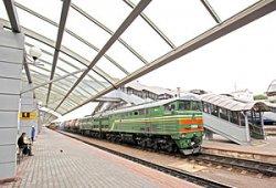БЖД планирует ввести услугу по заказу такси из поезда