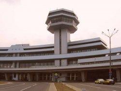 За март 2014 года Национальный аэропорт Минск обслужил 140 244 пассажира