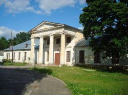 В Каменецком районе началась реконструкция исторического пейзажного парка