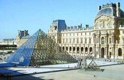 Лувр вновь стал самым посещаемым музеем планеты