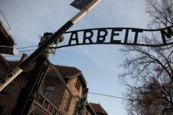 На осмотр бывшего немецкого концлагеря Аушвиц с 10 до 15 часов туристы допускаются только с экскурсионными группами