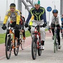К концу 2015 года в Бресте обещают создать комфортную велосипедную сеть