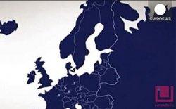 Euronews включил Беларусь в состав Евросоюза