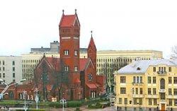 Римско-католическая церковь в Беларуси готова провести богослужения на иностранном языке к ЧМ–2014