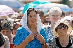 Полсотни итальянских паломников намерены идти из Минска пешком для участия в Будславском фесте