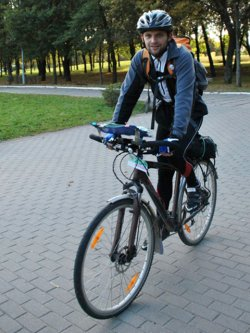 Главной минской велодорожке не хватает ответвлений, мест аренды велосипедов и небольших кафе