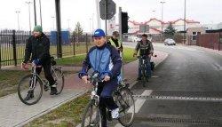 На калининградской границе польские «челночники» пересели на велосипеды
