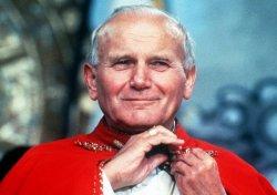 Частички мощей благословенного Иоанна Павла II прибудут в Гродно 27 апреля