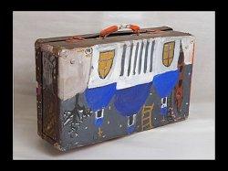 Всемирный день чемодана в галерее произведений Л. Щемелева отмечают выставкой