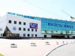 Организаторы зоны гостеприимства у Ледового дворца приготовили немало сюрпризов гостям и жителям Минска