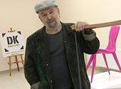 Владимир Цеслер в «ДК»: новая минская галерея открылась классикой постсоветского дизайна