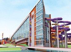 Аквапарк «Лебяжий» откроется 1 мая. Сколько будут стоить водные развлечения?