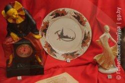 Во Дворце Румянцевых и Паскевичей открылась выставка «Гомельская губерния – 95»