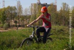 Состоялся велотур «Колокола Чернобыля»