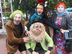 Минский форум уличных театров откроется карнавальным шествием