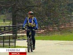 Первый в Беларуси веломаршрут увеличился до 100 километров