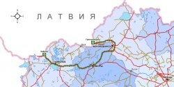 Увеличение пассажиропотока на границе Беларуси и Латвии в связи с ЧМ-2014 может составить 34 %