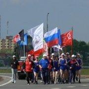Казанские студенты в честь Великой Победы добегут до Минска