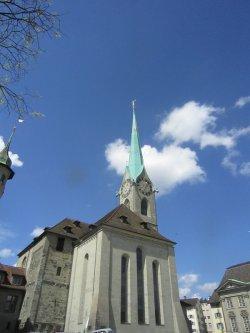 Небольшой швейцарский галоп: Цюрих, Базель, Берн et cetera