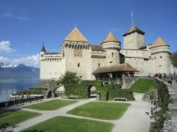 Маленький швейцарский галоп: Женевское озеро, Монтрё, Веве et cetera